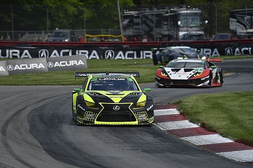 Veach to miss IMSA Detroit race after testing positive for COVID