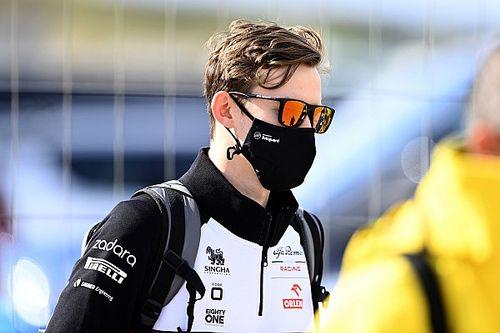 Callum Ilott debutta in IndyCar al GP di Portland