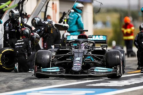 Mercedes can't account for 0.5s lost in Verstappen French GP undercut