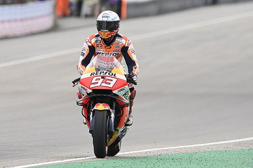 Marquez: Hard to block memories of injury in win charge