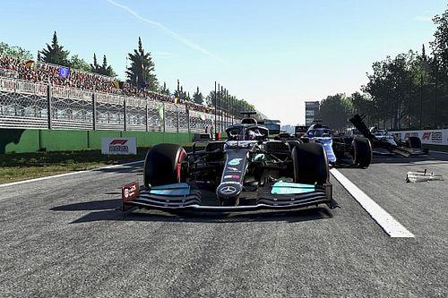 Mercedes manda en el arranque del campeonato Esports de F1