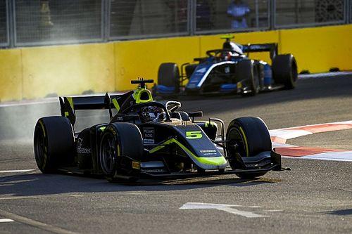 F2バクーでペナルティのティクトゥム、SNSで思いの丈ぶつける「F1目指して必死で戦っているのを分かってくれ!」