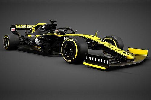 Renault onthult Formule 1-bolide voor seizoen 2019