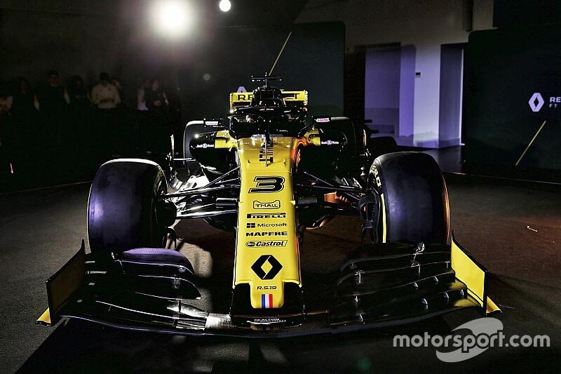 L'affaire Ghosn n'a rien changé à l'engagement de Renault F1