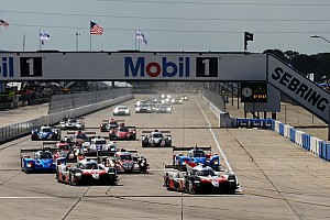 WEC expects Sebring 2020 news