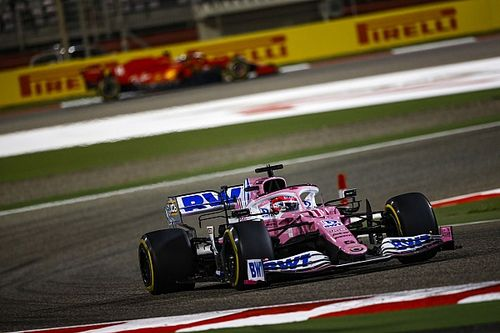 Perez: Grosjean crash put Bahrain DNF into perspective