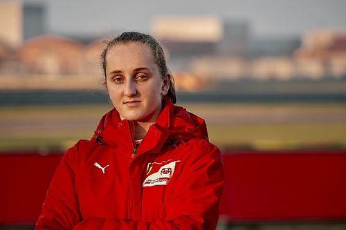 A Ferrari fiatal pilótalányt igazolt a versenyző akadémiájába