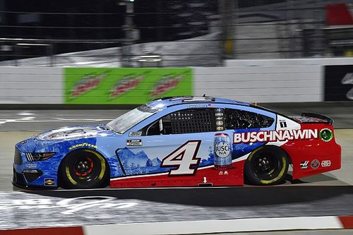 """Kevin Harvick """"scratching and clawing"""" for every point in 2021"""