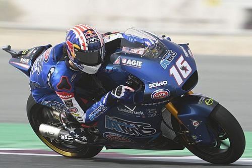 Moto2, Portimao, Libere 1: Roberts ok, indietro Bezzecchi