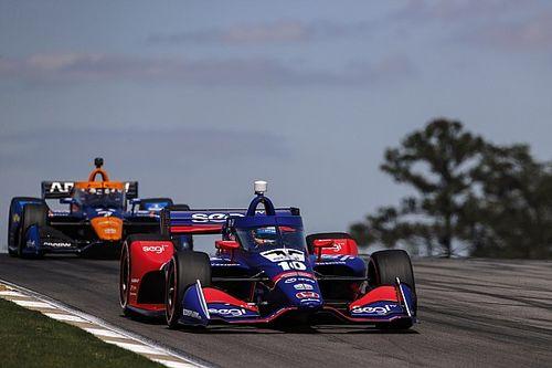 Palou logró su primera victoria de IndyCar en su debut con Ganassi