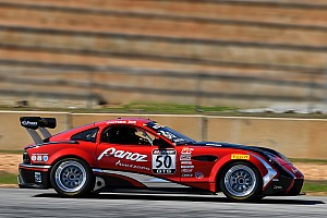PWC Breaking news Panoz Avezzano completes first test