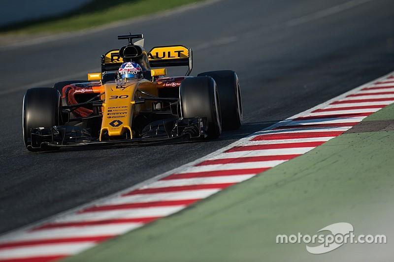 【F1】パーマー、ルノーの大きな進歩に自信。「思った通りに操れる」