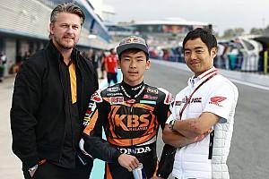 """MotoGP 速報ニュース 【MotoGPコラム】選手育成に取り組む、青山博一の""""指導者""""としての顔"""