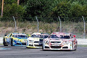 NASCAR Euro News Debüt der NASCAR-Euroserie am Hockenheimring ein voller Erfolg