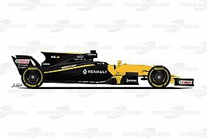Formule 1 Preview Guide F1 2017 - Renault, à l'aube de l'an zéro