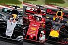 Analisi tecnica: i concetti che dividono Mercedes, Ferrari e Red Bull