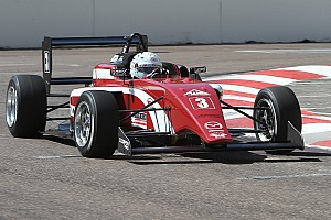 USF2000 Qualifying report Barber USF2000: Askew takes pole for Race 1