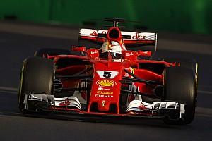 Formule 1 Actualités Comparé à Schumacher, Vettel ne pense pas sa réputation ternie