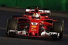 Comparé à Schumacher, Vettel ne pense pas sa réputation ternie
