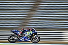 Assen MotoGP: Vinales leads rain-affected second practice