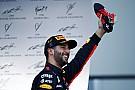 【F1】リカルド「リスタートで、3台を抜いたのが勝利のポイント」