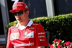 Формула 1 Новость Ferrari оградила Райкконена от журналистов