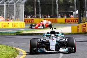 Formula 1 Breaking news Mercedes expects Ferrari battle will be