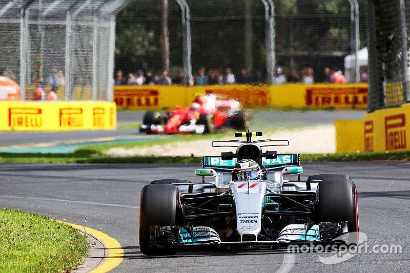 "Bottas se sent capable de ""faire un pas en avant"" samedi"