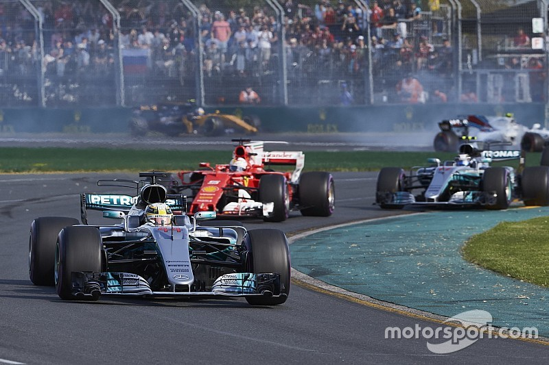 Mercedes promete una inmediata respuesta a la derrota ante Ferrari
