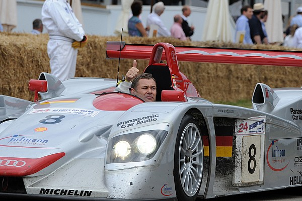 Tom Kristensen et l'Endurance à l'honneur à Goodwood