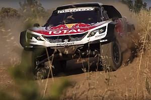 Dakar Noticias de última hora Peugeot presenta el más ancho 3008DKR Maxi para el Dakar 2018