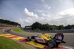 GP3 Gara Alesi centra la tripletta con il successo in Gara 2 a Spa-Francorchamps