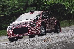 WRC Ultime notizie Citroen: svelate le forme della C3 R5. Correrà nel WRC2 e nell'ERC