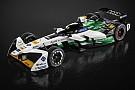 Audi reveals first works Formula E entry