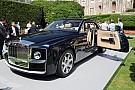 Vintage Come farsi costruire una Rolls Royce da 13 milioni di franchi