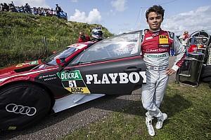 De Vries meer dan alleen Audi-taxichauffeur op Circuit Zandvoort