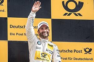 DTM Race report Zandvoort DTM: Glock holds off Wittmann for victory