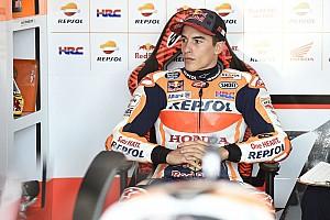 MotoGP Practice report Australian MotoGP: Fast-starting Marquez tops first practice