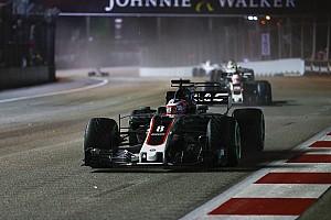 Formula 1 Son dakika Haas: Takım içinde '1 yada 2 numara' yok