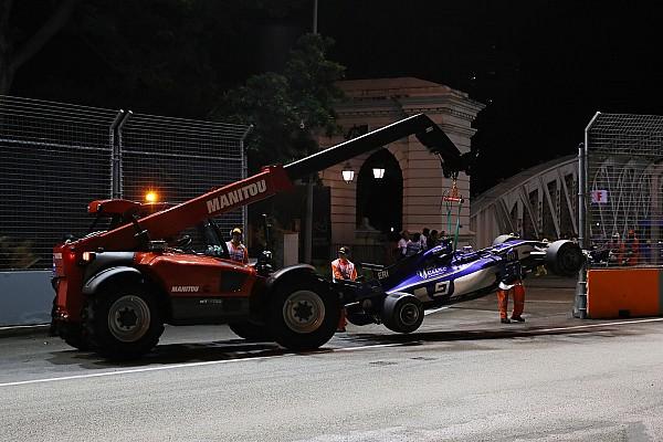 Formula 1 Commento Che occasione sprecata per la Sauber nel GP di Singapore!