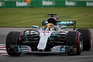 Формула 1 Анонс Гран При Канады: стартовая решетка в картинках