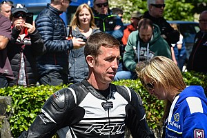 Road racing Breaking news Family issues update on injured TT rider Mercer
