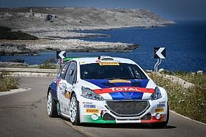 CIR Gara Andreucci e Peugeot imprendibili: il Rally del Salento è loro!
