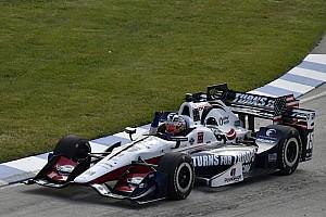 IndyCar Relato da corrida Rahal repete dose e