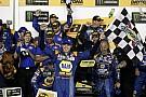 NASCAR Cup Чейс Эллиотт и Денни Хэмлин выиграли гонки Can-Am Duel