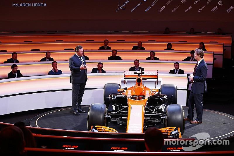 """Zak Brown: """"Es el inicio de una nueva era para McLaren"""""""