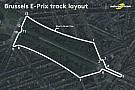 Брюссельский этап Формулы Е столкнулся с проблемами