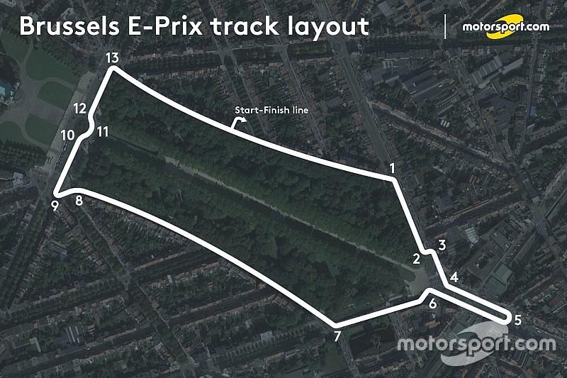 La pista de Bruselas será un éxito entre los pilotos