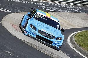 WTCC Отчет об этапе Бьорк и Катсбург выиграли гонки WTCC на «Нордшляйфе»