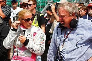 IndyCar Noticias Pippa Mann correrá para Coyne en Indy 500